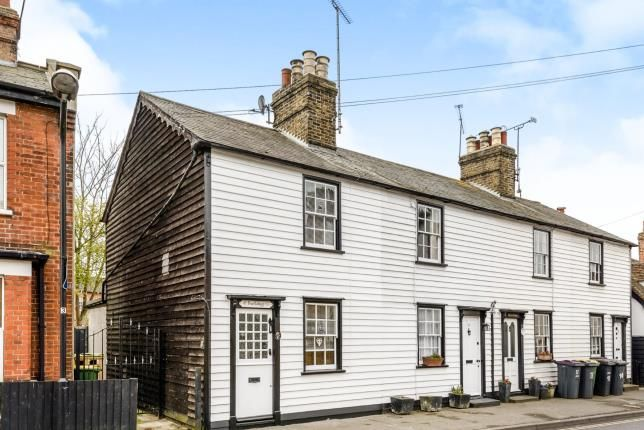 Thumbnail End terrace house for sale in Rochford, Essex