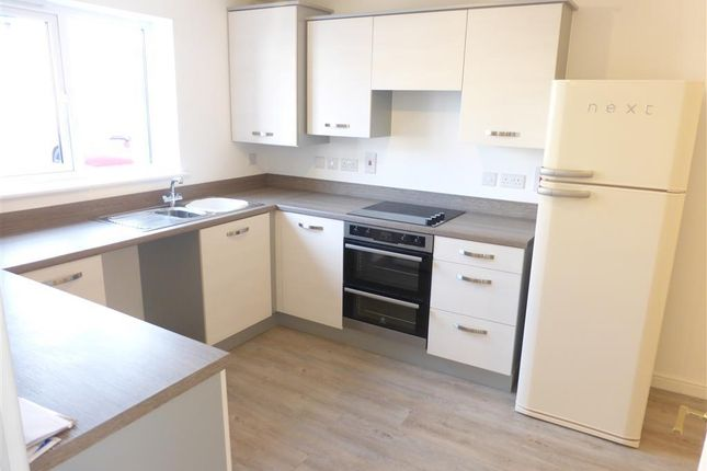 Thumbnail Town house to rent in Haven Walk, Barry