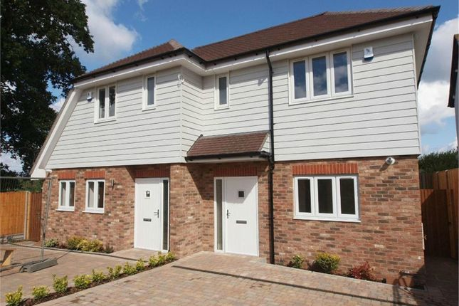Thumbnail Semi-detached house for sale in Whitebeam Avenue, Bromley