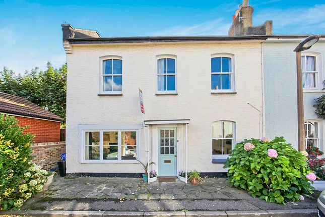 Thumbnail End terrace house for sale in Grove Road, Twickenham