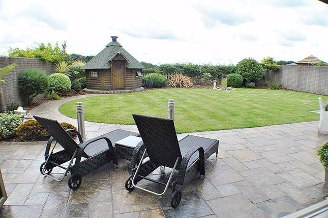 Garden of Court Farm Gardens, Longwell Green, Bristol BS30