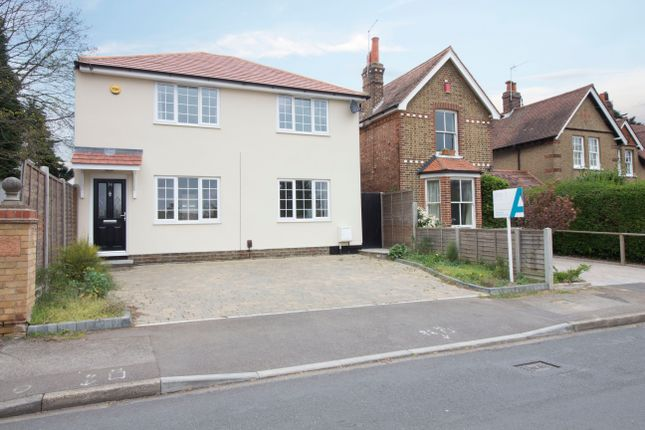 Thumbnail Detached house to rent in Church Road, Hertford