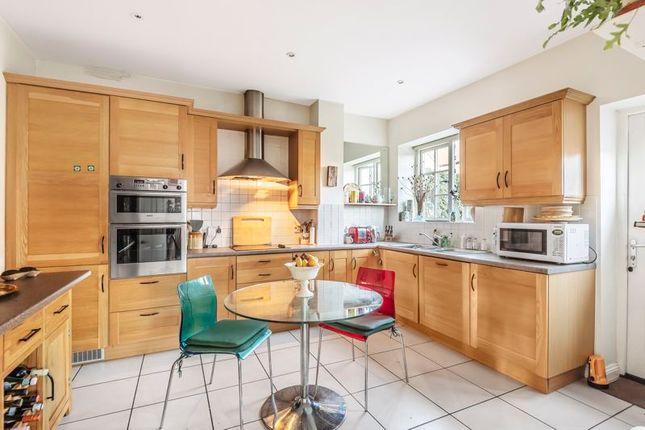 Kitchen of Home Farm, Iwerne Minster, Dorset DT11