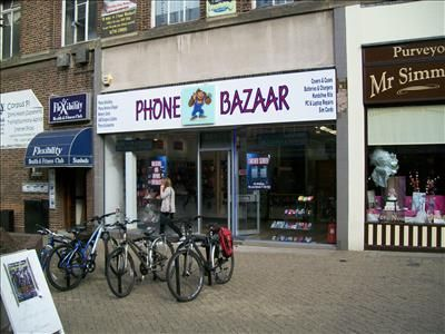 Thumbnail Retail premises to let in 58B High Street, Bedford