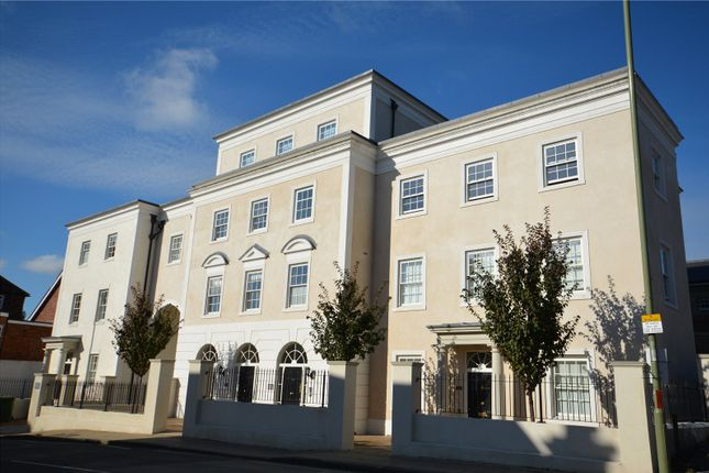 Thumbnail Flat to rent in St James Mews, Winchester, Hampshire