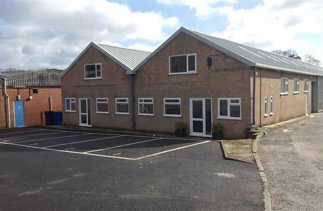 Thumbnail Office for sale in Uddens Trading Estate, Wimborne