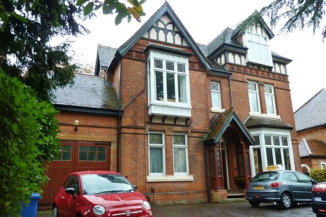 Thumbnail Flat for sale in Russell Road, Moseley, Birmingham