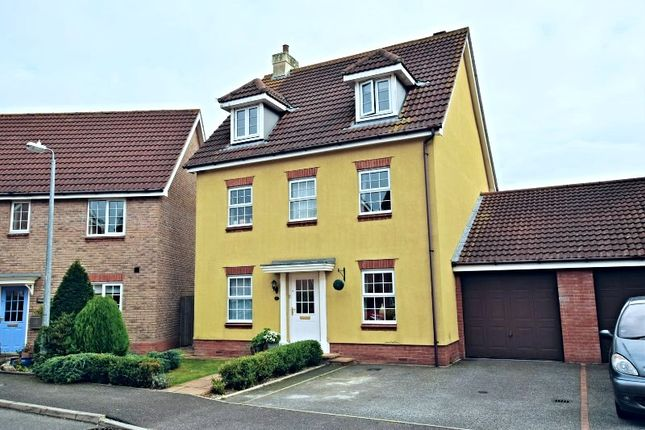 Thumbnail Detached house for sale in Rustic Close, Braintree
