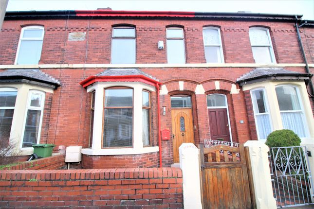 Thumbnail Terraced house for sale in Seabank Road, Fleetwood