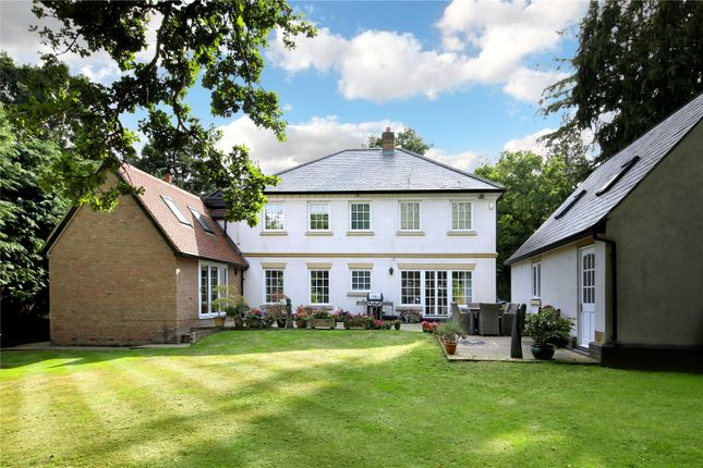 Thumbnail Detached house for sale in Ballencrieff Road, Sunningdale, Ascot, Berkshire