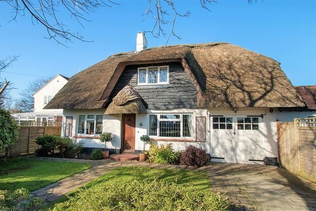 Thumbnail Detached house for sale in Wyke Lane North, The Roundle Estate, Felpham