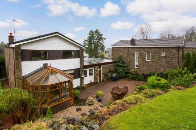 Thumbnail Detached house for sale in Oldhall Drive, Kilmacolm, Inverclyde