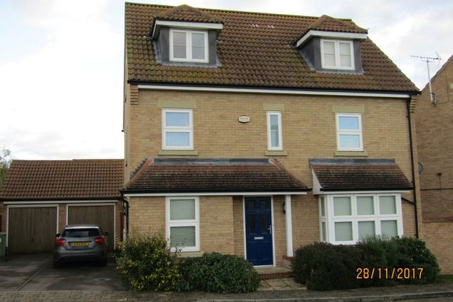 Thumbnail Property to rent in Grant Gardens, Oxley Park, Milton Keynes