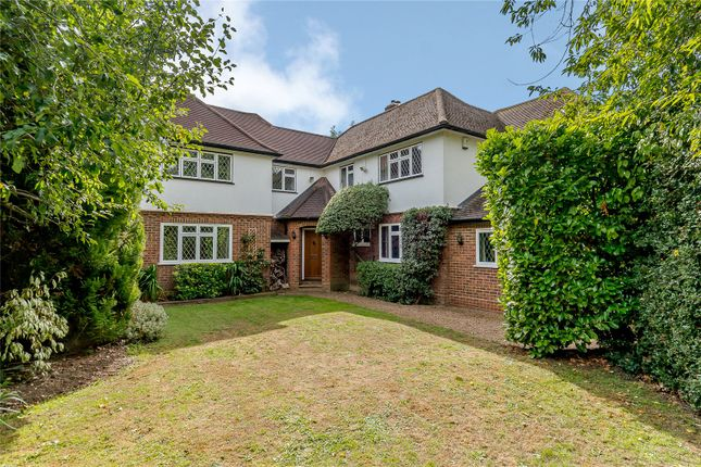 Thumbnail Detached house for sale in Mile House Lane, St. Albans, Hertfordshire