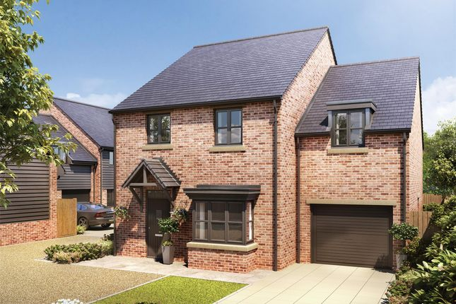Thumbnail Detached house for sale in Plot 2, Orwell Gardens, Sutton Courtenay, Abingdon
