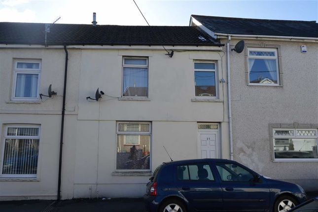 Thumbnail Terraced house for sale in Queens Road, Merthyr Tydfil