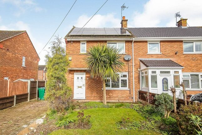 2 bed terraced house to rent in Dyserth Road, Blacon, Chester CH1