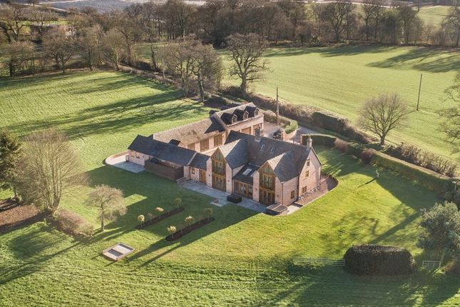 Thumbnail Property for sale in Grange Road, Knightley, Staffordshire