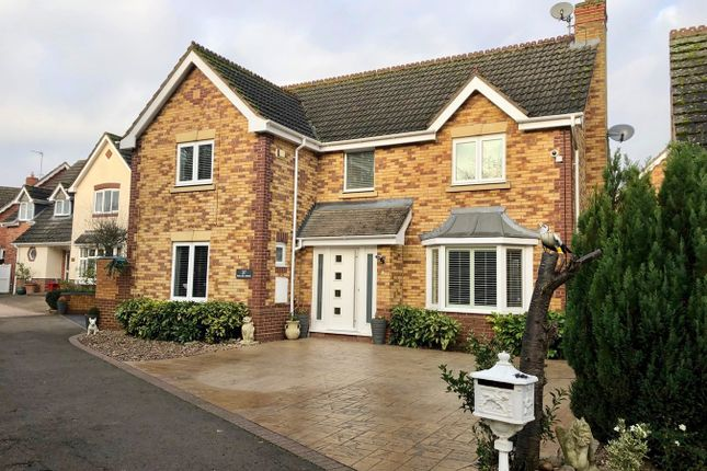 Thumbnail Detached house for sale in Waller Drive, Banbury