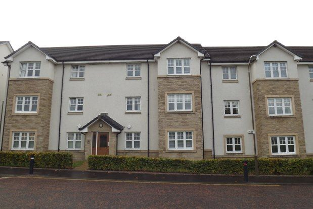 Thumbnail Flat to rent in Melville Crescent, Larbert