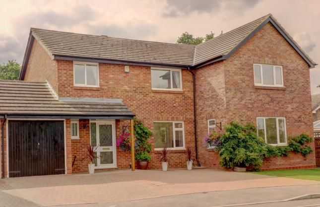 Thumbnail Detached house for sale in Westrope Way, Bedford, Bedfordshire