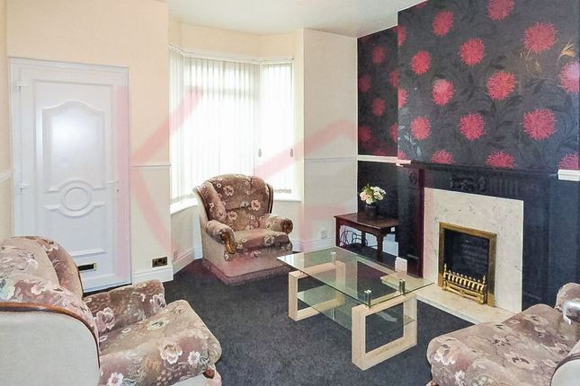Thumbnail 3 bed terraced house to rent in Apley Road, Hyde Park