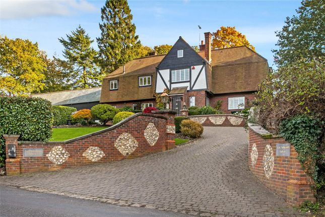 Thumbnail Detached house for sale in Hawthorn Lane, Four Marks, Alton, Hampshire