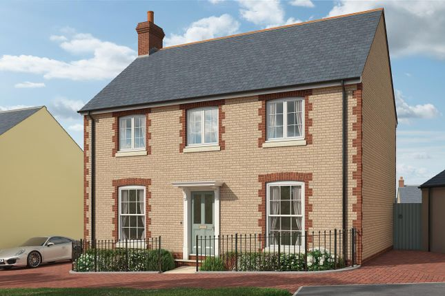 4 bed detached house for sale in Stoke Meadow, Calne SN11