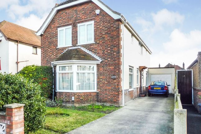 Thumbnail Detached house for sale in Collingwood Road, Great Yarmouth