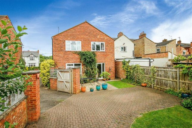 Thumbnail Detached house for sale in Station Road, Woburn Sands, Milton Keynes, Bucks