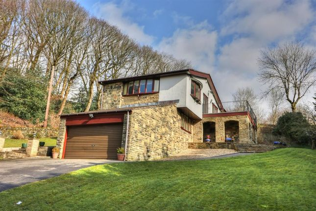 Thumbnail Detached house for sale in Northfield, Stansfield Hall Road, Todmorden