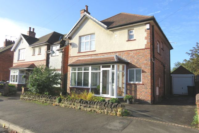 Thumbnail Detached house for sale in Selby Road, West Bridgford, Nottingham