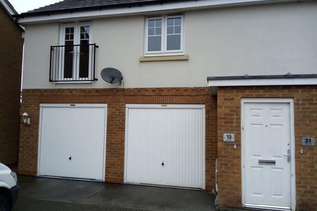 Thumbnail Flat to rent in Hidcote Walk, Welton, Brough