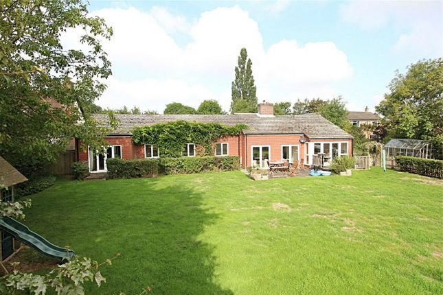 Thumbnail Detached house for sale in East Drive, Highfields Caldecote, Cambridge