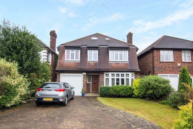 5 bed detached house for sale in Linkside, New Malden