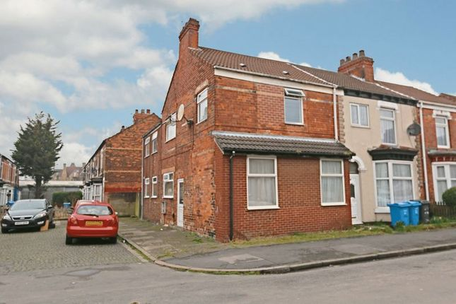 Thumbnail Terraced house for sale in Worthing Street, Hull