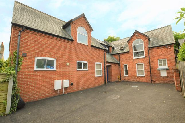 Thumbnail Detached house for sale in Hospital Road, Lexden, Colchester
