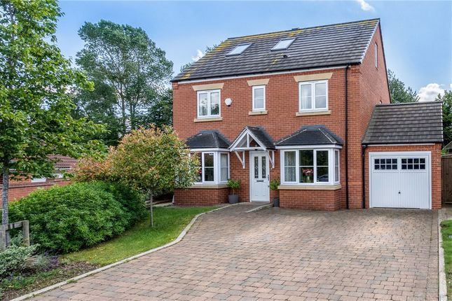Thumbnail Detached house for sale in St. Roberts Close, Knaresborough, North Yorkshire