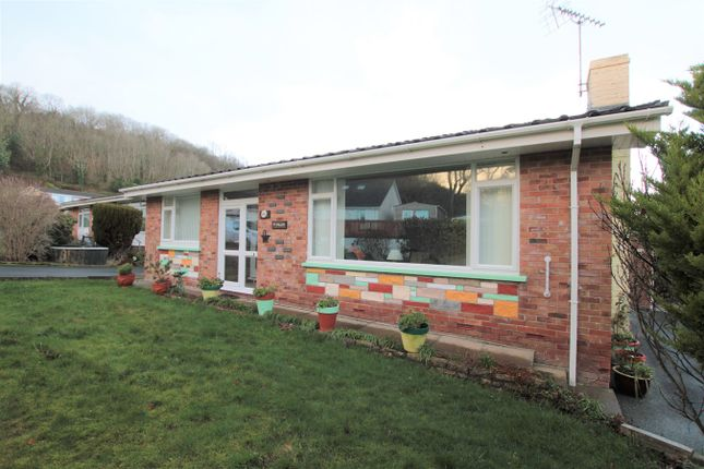 Thumbnail Bungalow for sale in Cwmhalen, New Quay