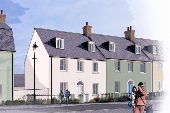 Thumbnail Terraced house for sale in Nansledan, Quintrell Road, Newquay, Cornwall