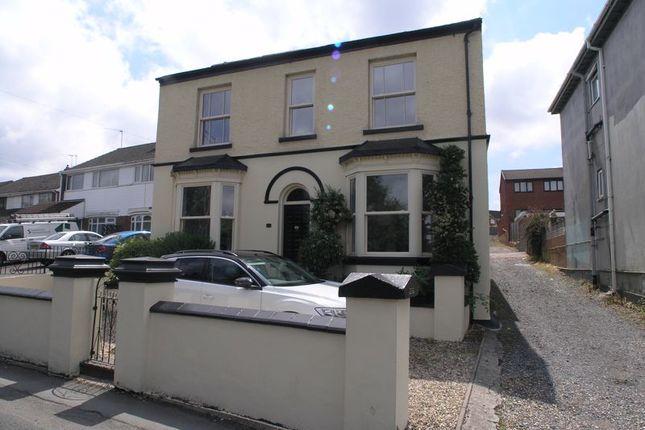 Thumbnail Detached house for sale in Stourbridge Road, Halesowen