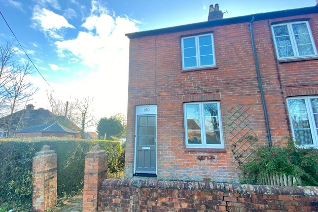 Thumbnail End terrace house to rent in The Causeway, Petersfield
