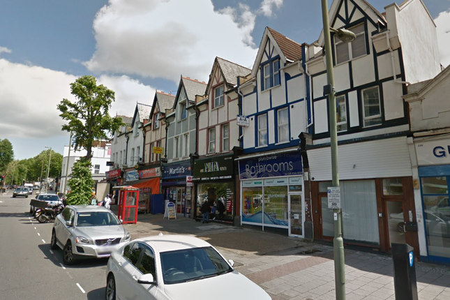 Thumbnail Block of flats for sale in Regents Park Road, Finchley Central