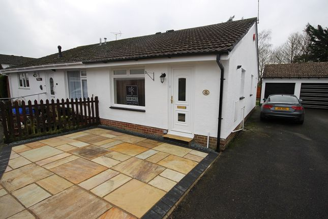 Thumbnail Semi-detached bungalow for sale in Kingfisher Way, Ringwood