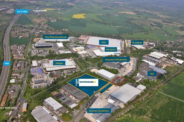 Thumbnail Land to let in Open Storage Land, Whitehouse Industrial Estate, Aston Fields Road, Runcorn, Cheshire