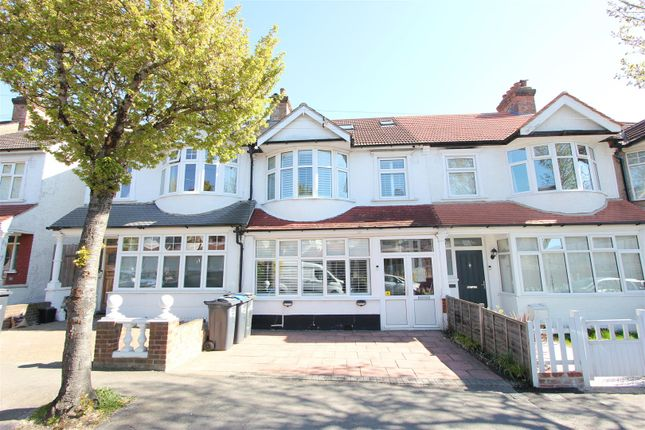 Thumbnail Terraced house for sale in Nugent Road, London