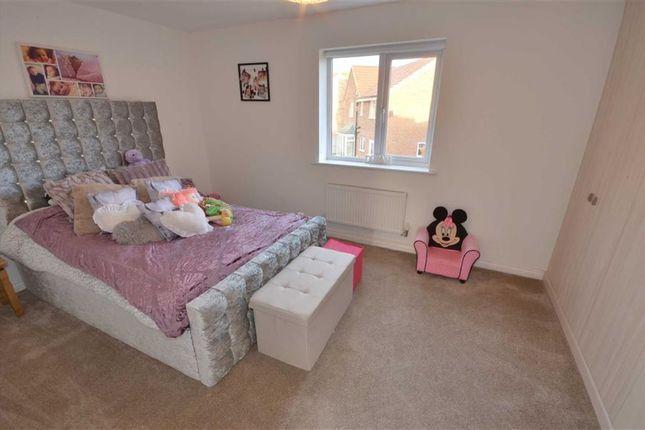 Bedroom Two of Ilberts Way, Pontefract WF8