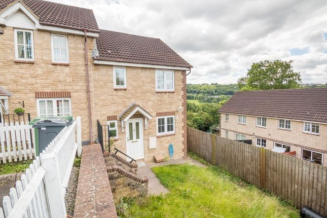 Thumbnail End terrace house to rent in Swifts Hill View, Stroud
