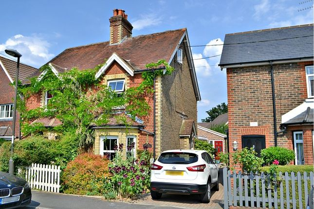 Thumbnail Semi-detached house to rent in Ifield Green, Crawley, West Sussex