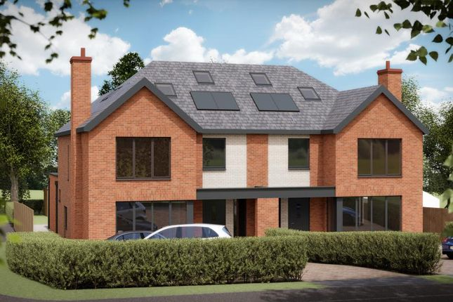 Thumbnail Semi-detached house for sale in Thoresby House, Thorner Lane, Scarcroft